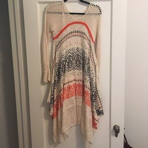 Sleeping on Snow Dress from Anthropologie